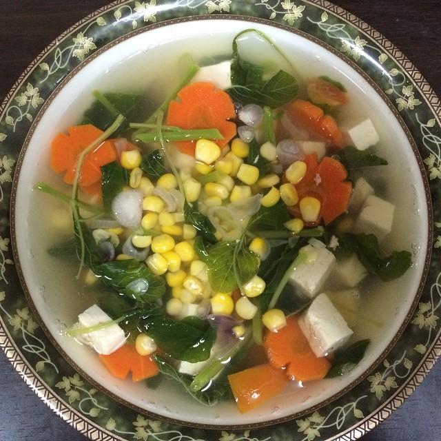 Resep Sayur Bening Jawa Tengah